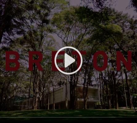 Coleção Bossa Nossa Breton Brasil