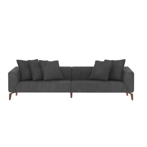 Sofa-Bleu-Veludo-Cinza