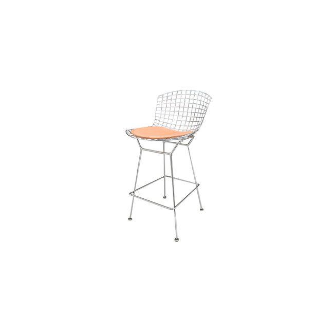 Cadeira-Bertoia-Bar-Com-Almofada