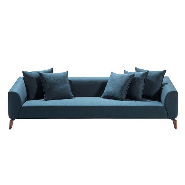 Sofa-Bleu